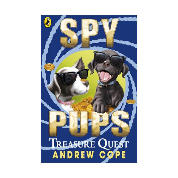 Spy Pups : Treasure Quest (Paperback)