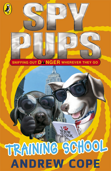 Spy Pups: Training School (Paperback,영국판)