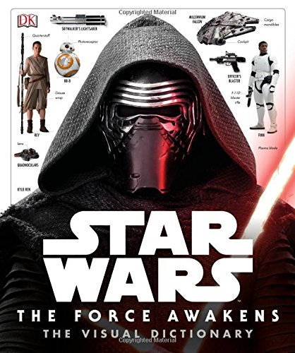 Star Wars : The Force Awakens Visual Dictionary (Hardcover)