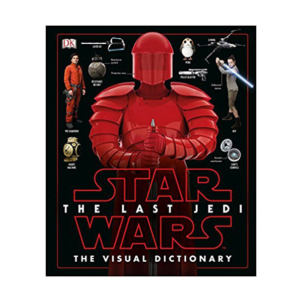 Star Wars : The Last Jedi The Visual Dictionary (Hardcover)