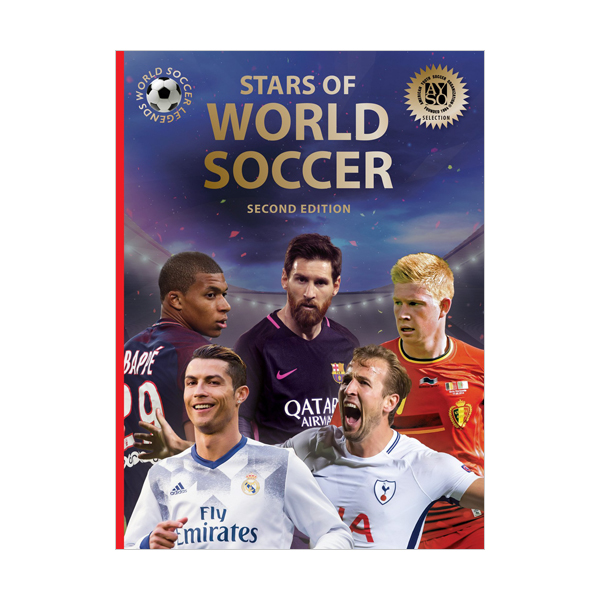 Stars of World Soccer : 2nd Edition (Hardcover)
