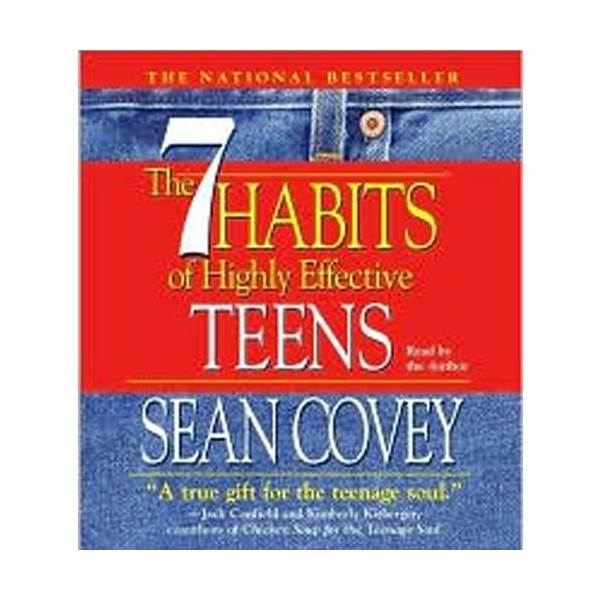 The 7 Habits Of Highly Effective Teens (Audio CD)