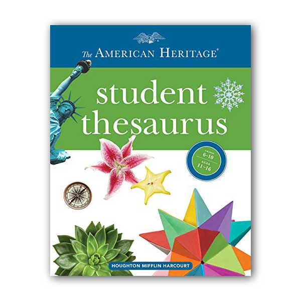 The American Heritage Student Thesaurus (Hardcover, New Edition)