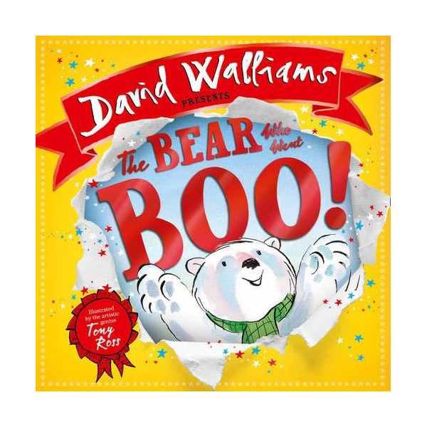 The Bear Who Went Boo! (Paperback)