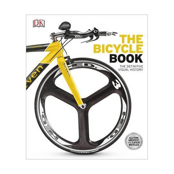 The Bicycle Book (Hardcover, 영국판)