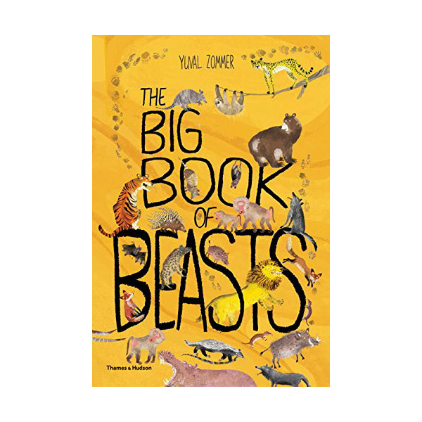 The Big Book of Beasts (Hardcover)