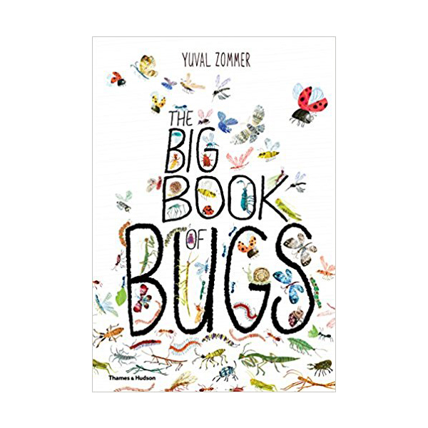 The Big Book of Bugs (Hardcover)