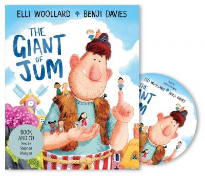 The Giant of Jum (Paperback & CD, 영국판)