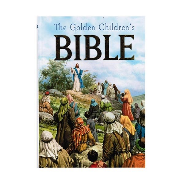 The Golden Children's Bible (Hardcover)