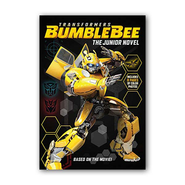 The Junior Novel : Transformers Bumblebee (Paperback)