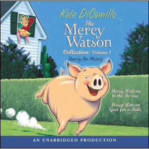 The Mercy Watson Collection, Volume 1: Mercy Watson to the Rescue, Mercy Watson Goes for a Ride (Audio CD)
