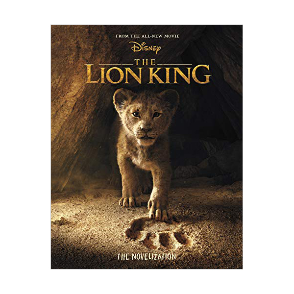 The Novelization : The Lion King (Paperback)
