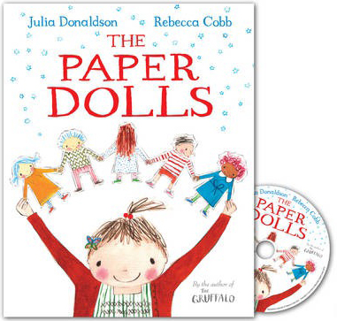 The Paper Dolls (Book & CD)
