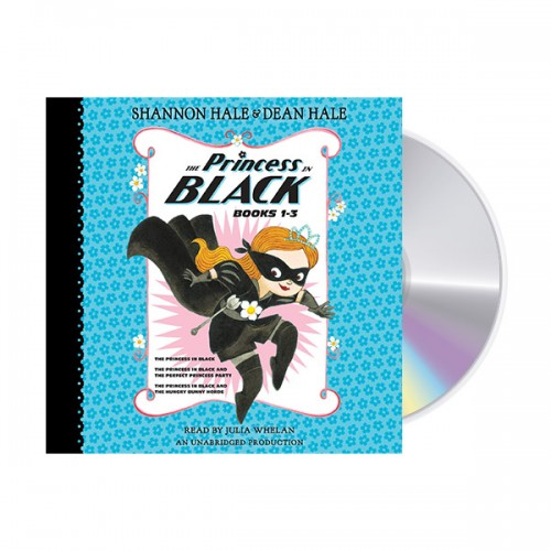 The Princess in Black : Books 1-3 (Audio CD)