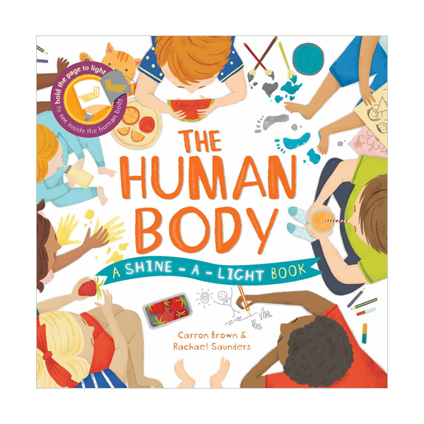 The Shine a Light : Human Body (Hardcover, 영국판)