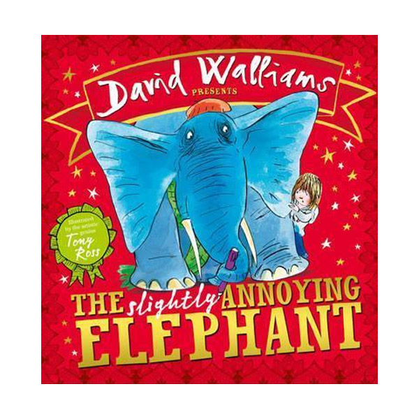 The Slightly Annoying Elephant (Paperback)