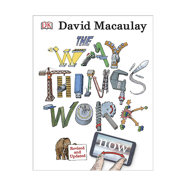 The Way Things Work Now (Hardcover, 영국판)