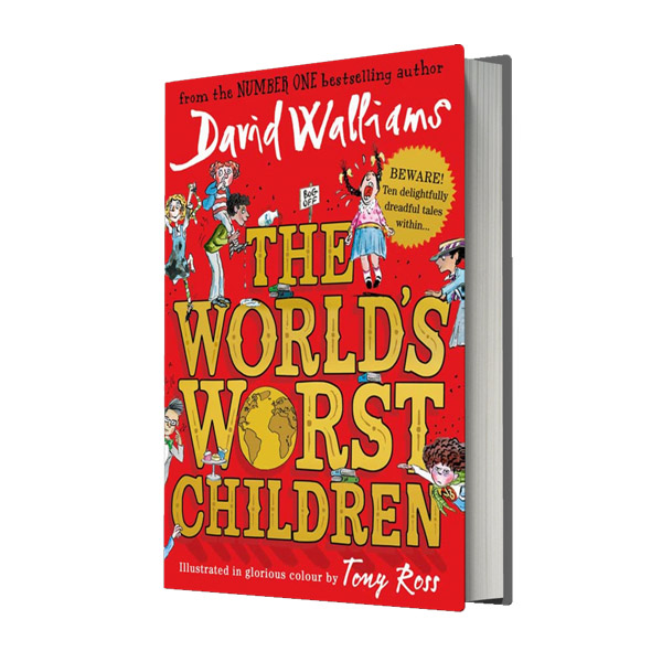 The World's Worst Children 1 (세계 최고의 악동들) (paperback) (UK)