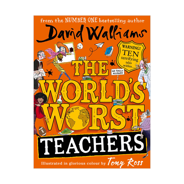 The World's Worst Teachers (Paperback, 영국판)