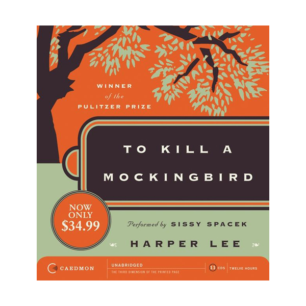 To Kill a Mockingbird (Audio CD, 11 CDs Only)