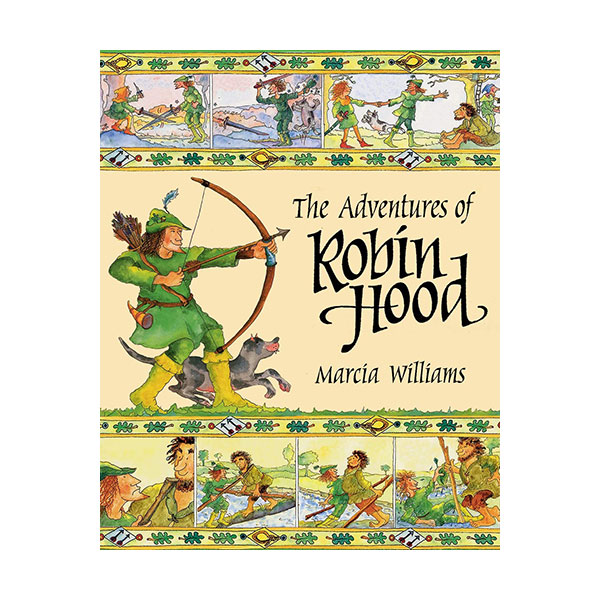 Walker Illustrated Classics : Adventures of Robin Hood (Paperback,영국판)