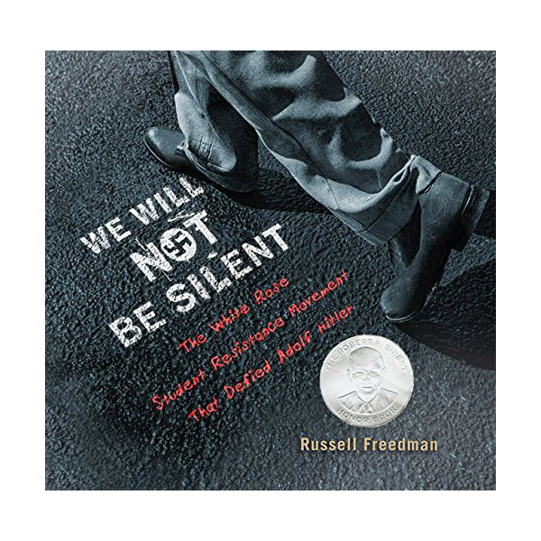 We Will Not be Silent (Hardcover)