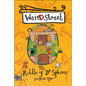 Weird Street: The Riddle of Dr Sphinx (Paperback, 영국판)