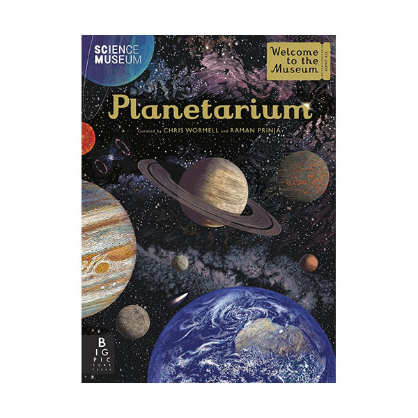 Welcome to the Museum : Planetarium (Hardcover, 영국판)