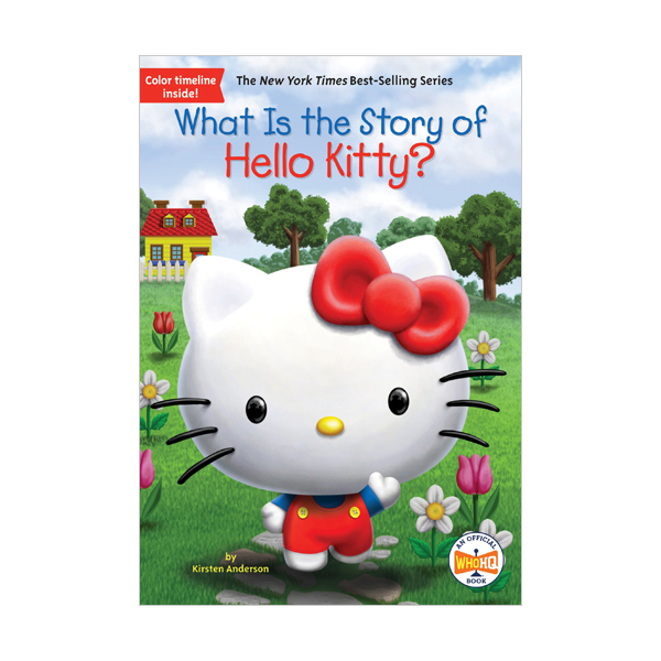 What Is the Story of Hello Kitty? (Paperback)