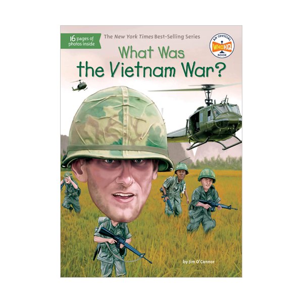 What Was the Vietnam War? (Paperback)