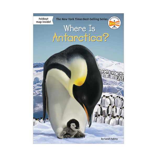 Where Is Antarctica? (Paperback)