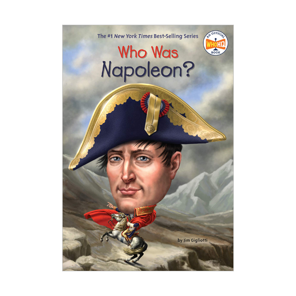 Who Was Napoleon? (Paperback)