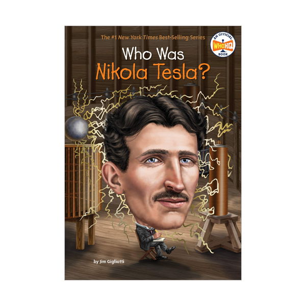 Who Was Nikola Tesla? (Paperback)