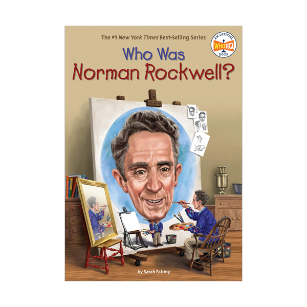 Who Was Norman Rockwell? (Paperback)