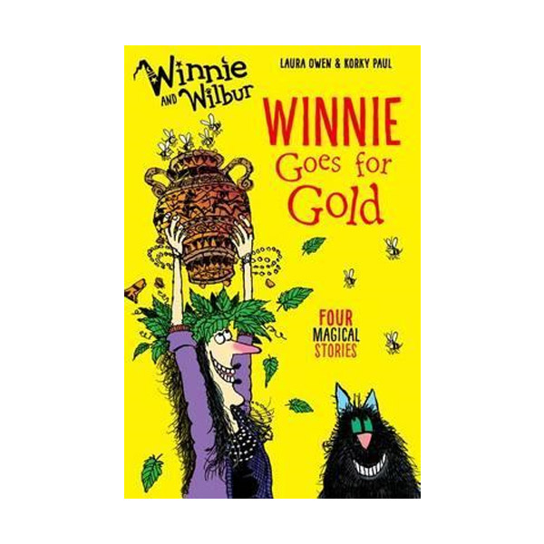 Winnie and Wilbur : Winnie Goes for Gold(Paperback)