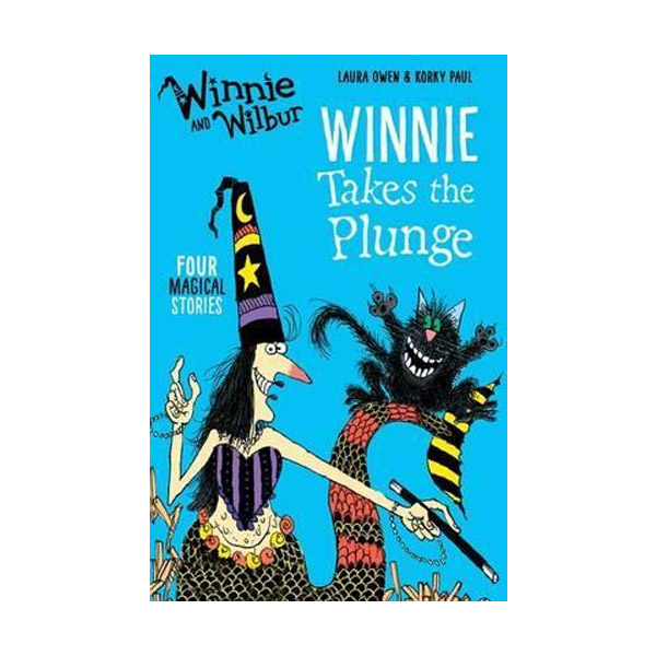 Winnie and Wilbur : Winnie Takes the Plunge (Paperback, 영국판)