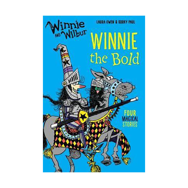Winnie and Wilbur : Winnie the Bold (Paperback, 영국판)