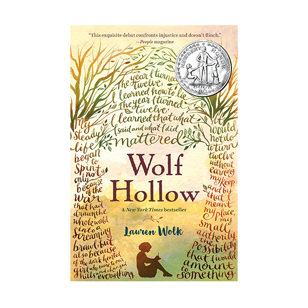 [2017 뉴베리] Wolf Hollow (Paperback, Newbery)