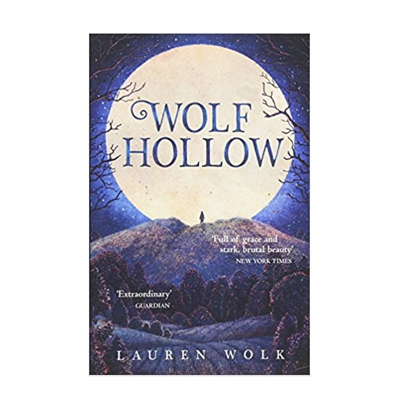 [2017 뉴베리] RL 4.9 : Wolf Hollow (Paperback, Newbery, 영국판)