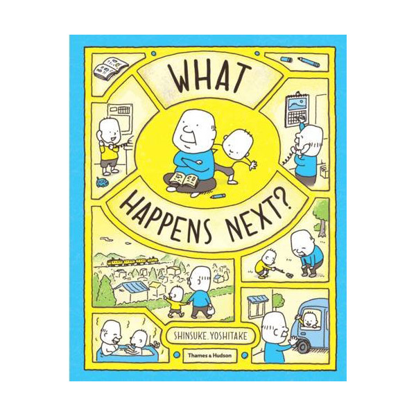 [가격인하] What Happens Next? (Paperback)