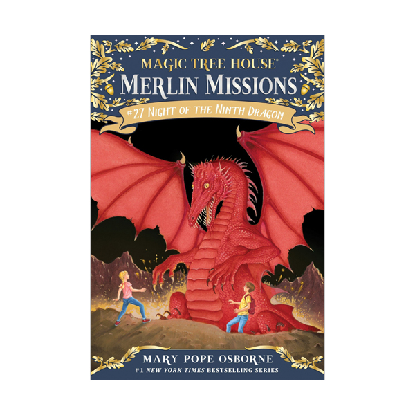 Magic Tree House Merlin Missions #27 : Night of the Ninth Dragon (Paperback)