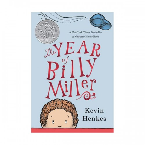[모닝캄 2014-15] RL 4.2 : The Year of Billy Miller (Paperback, 2014 Newbery)