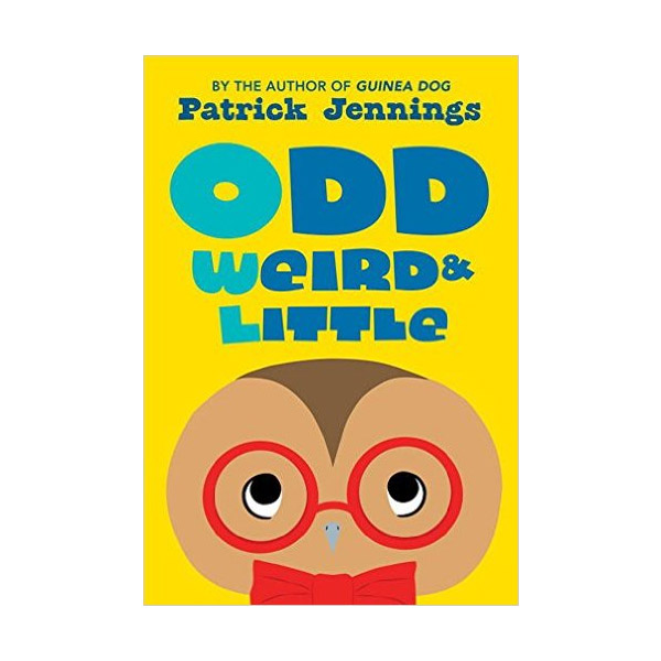 [모닝캄 2016-17] RL 3.9 : Odd Weird & Little (Paperback)