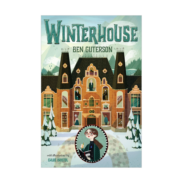 [모닝캄 2018-19 위너] Winterhouse #01 (Paperback)
