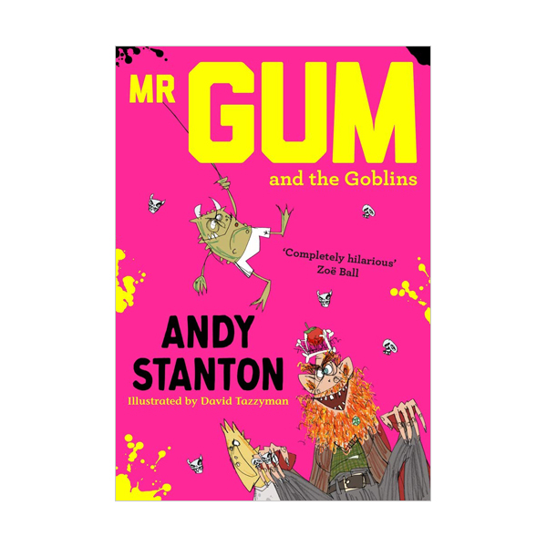 [미스터검 #3] Mr Gum and the Goblins (Paperback)