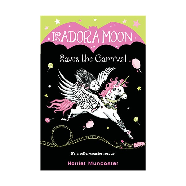Isadora Moon #06 : Saves the Carnival (Paperback)