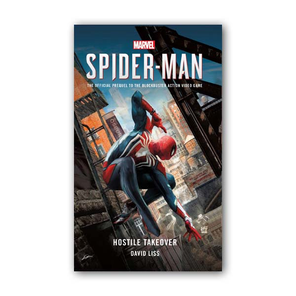 Marvel's Spider-man : Hostile Takeover (Paperback)