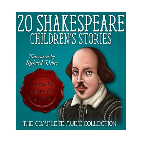 [한정공구] Shakespeare Childrens Stories : Complete 20 Books Audio Collection