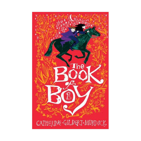 ★2019 뉴베리★ RL 4.3 : The Book of Boy (Paperback, Newbery, 영국판)