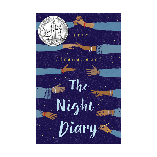 ★2019 뉴베리★ RL 4.5 : The Night Diary (Paperback, Newbery)